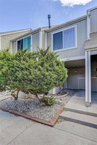 3407 Stover Street F-611, Fort Collins, CO 80525 (#6949591) :: Sellstate Realty Pros