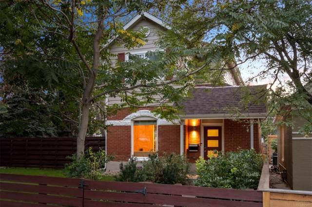 3023 N Lafayette Street, Denver, CO 80205 (#6949698) :: Arnie Stein Team | RE/MAX Masters Millennium