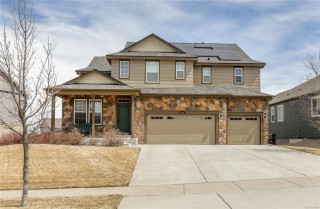 8686 S Buchanan Way, Aurora, CO 80016 (#6950397) :: The City and Mountains Group