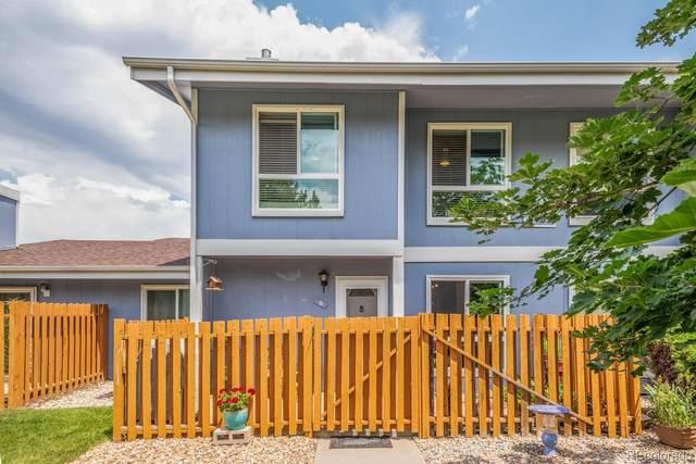 8483 Everett Way B, Arvada, CO 80005 (#6950933) :: Kimberly Austin Properties