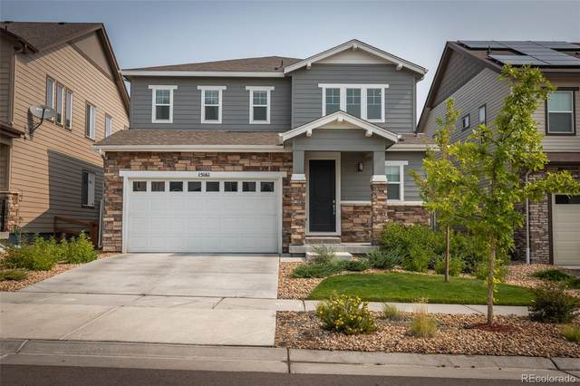 15161 W 93rd Place, Arvada, CO 80007 (#6950986) :: Real Estate Professionals