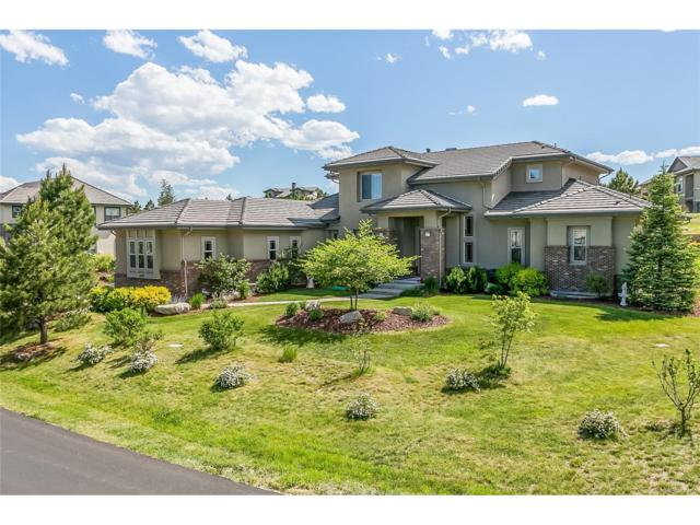 6291 Ellingwood Pt Way, Castle Rock, CO 80108 (#6951095) :: The Peak Properties Group