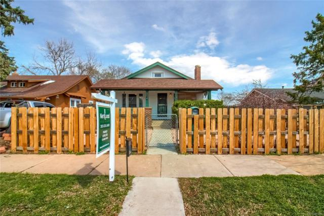 616 Lowell Boulevard, Denver, CO 80204 (#6951448) :: The Heyl Group at Keller Williams