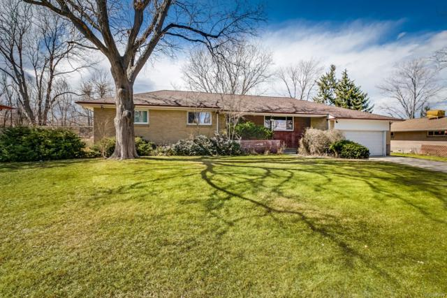 225 S Eaton Street, Lakewood, CO 80226 (#6951642) :: Colorado Home Finder Realty