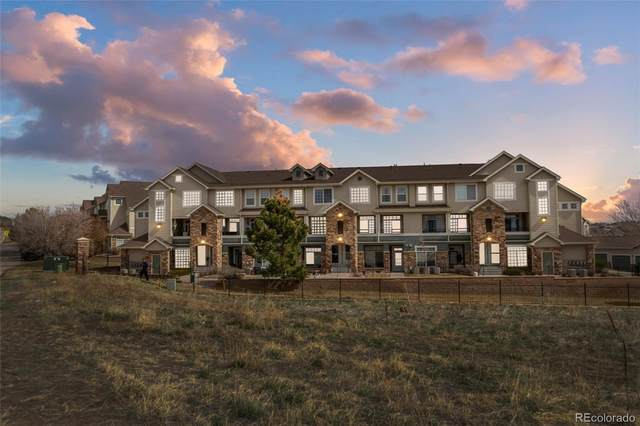 488 Black Feather Loop #217, Castle Rock, CO 80104 (#6951833) :: James Crocker Team