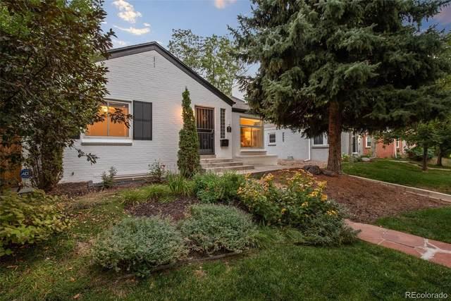 1140 Glencoe Street, Denver, CO 80220 (MLS #6952469) :: Find Colorado