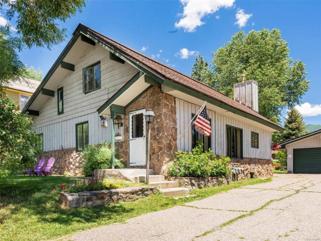 828 Broad Street 1, 2, 3, Steamboat Springs, CO 80487 (#6952715) :: My Home Team