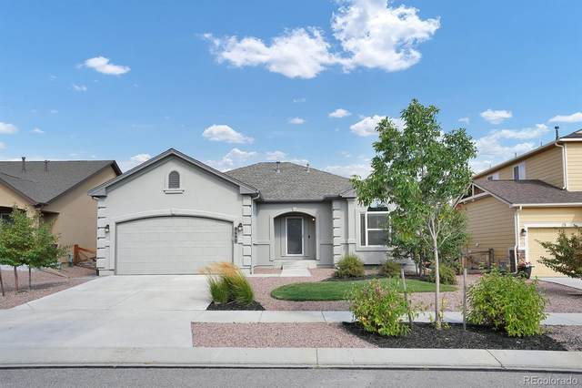 8690 Meadow Wing Circle, Colorado Springs, CO 80927 (MLS #6952768) :: The Sam Biller Home Team