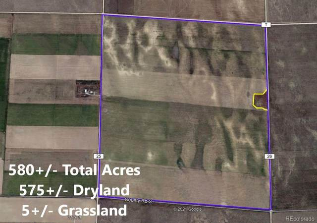 580+/- Acres - Lincoln County, Karval, CO 80823 (#6952980) :: The DeGrood Team