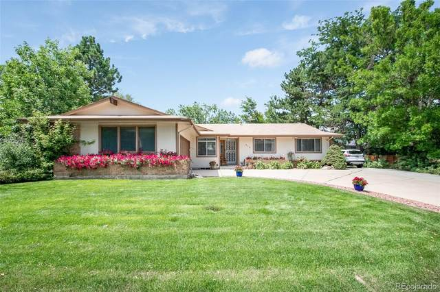 415 E Maplewood Avenue, Centennial, CO 80121 (MLS #6953080) :: Bliss Realty Group