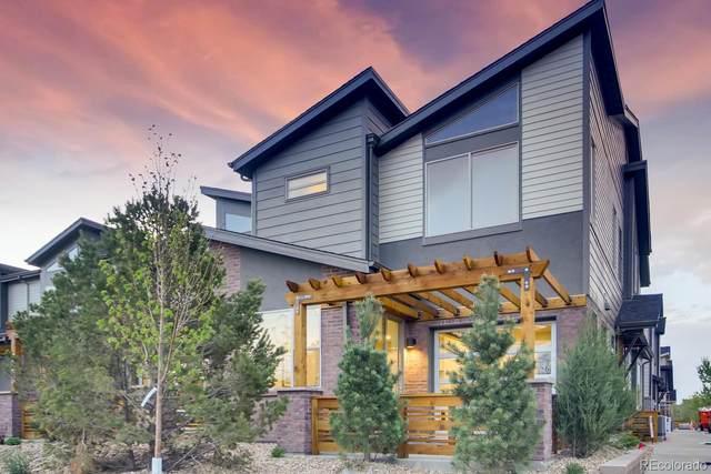 11667 W 44th Avenue #8, Wheat Ridge, CO 80033 (MLS #6953144) :: 8z Real Estate