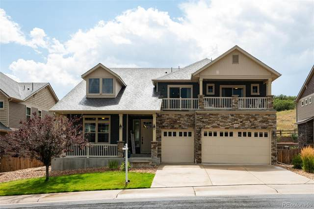 1775 Avery Way, Castle Rock, CO 80109 (#6953247) :: Peak Properties Group