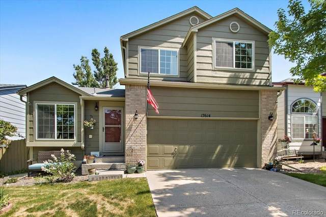 17614 Hoyt Place, Parker, CO 80134 (#6953333) :: The DeGrood Team