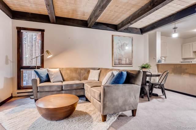 180 Broken Lance Drive #4, Breckenridge, CO 80424 (#6953538) :: Berkshire Hathaway Elevated Living Real Estate