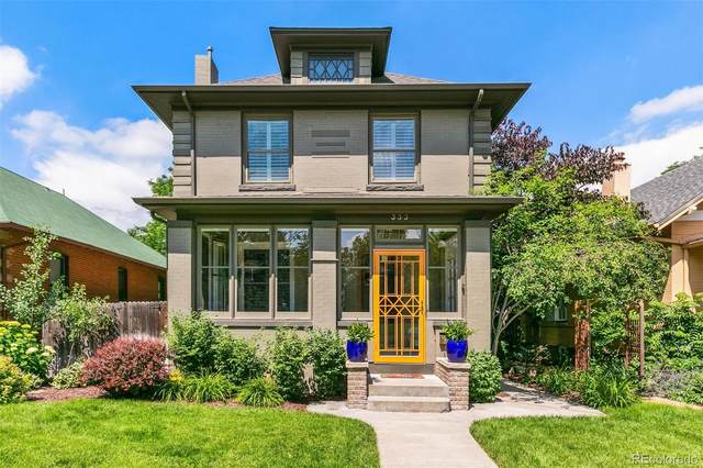 333 S Downing Street, Denver, CO 80209 (MLS #6954080) :: Bliss Realty Group