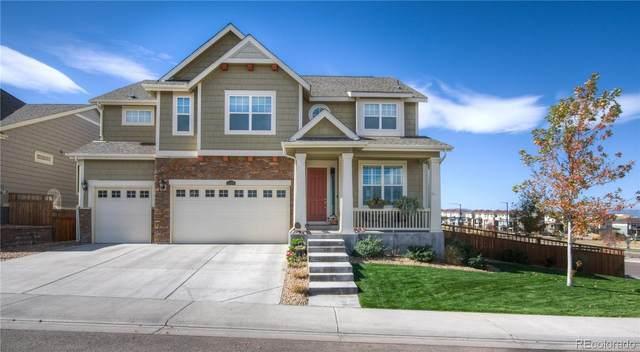 2470 Leafdale Circle, Castle Rock, CO 80109 (#6954227) :: Peak Properties Group