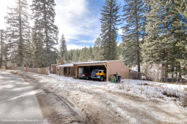 6027 S Brook Forest Road, Evergreen, CO 80439 (#6954430) :: The DeGrood Team
