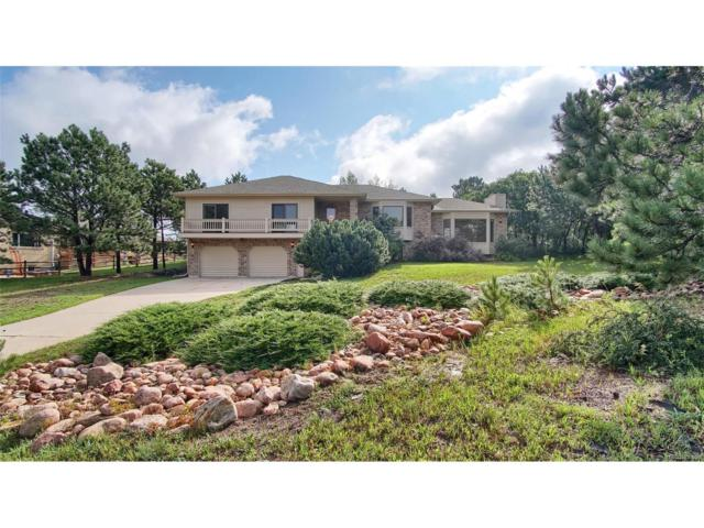 19975 Doewood Drive, Monument, CO 80132 (MLS #6955639) :: 8z Real Estate