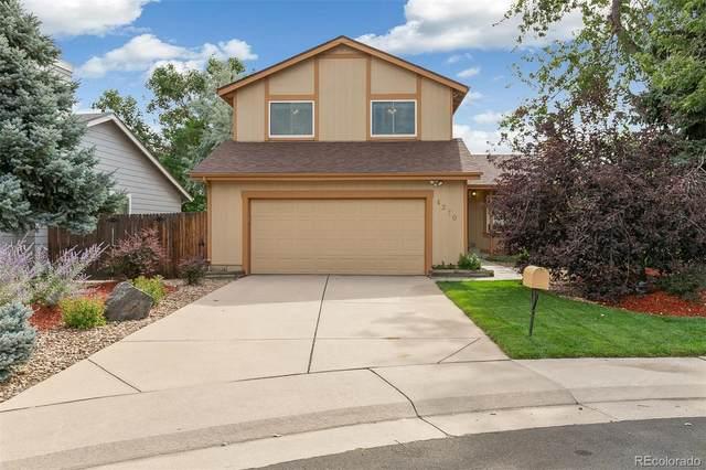 4270 S Kittredge Street, Aurora, CO 80013 (#6955695) :: iHomes Colorado