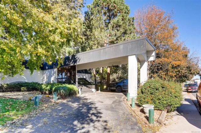 2325 S Linden Court #104, Denver, CO 80222 (#6955827) :: The Peak Properties Group