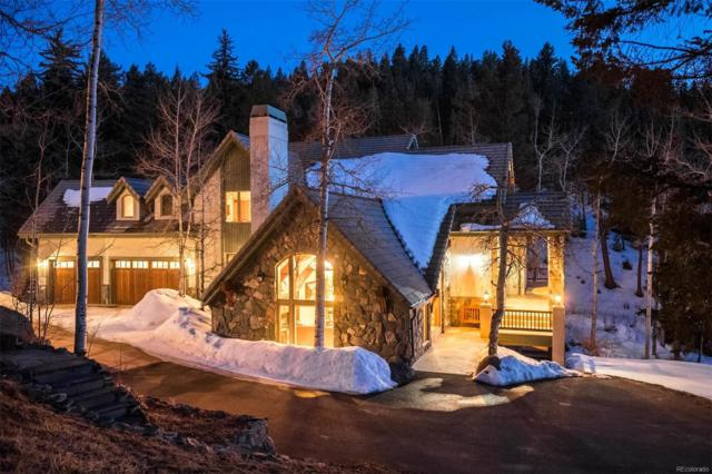 25448 Stanley Park Road, Evergreen, CO 80439 (#6956277) :: Berkshire Hathaway Elevated Living Real Estate