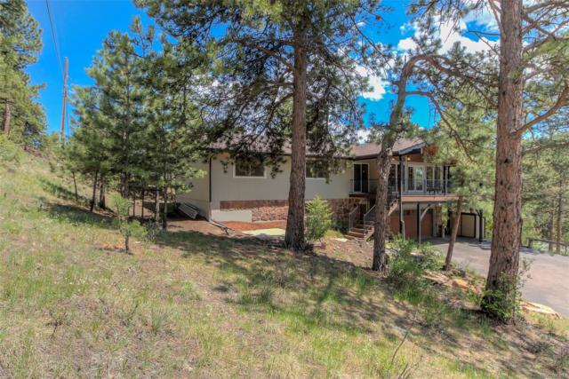 902 Wagon Trail Road, Evergreen, CO 80439 (#6956378) :: Colorado Home Finder Realty