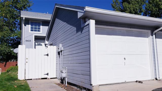 9423 Lou Drive, Thornton, CO 80260 (#6956408) :: House Hunters Colorado