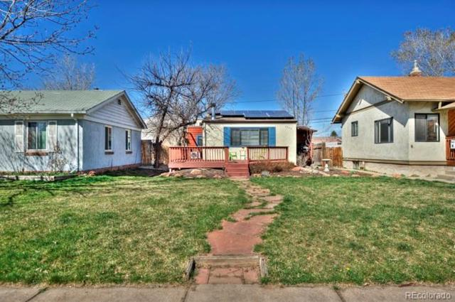 2377 S Lincoln Street, Denver, CO 80210 (#6956833) :: The DeGrood Team
