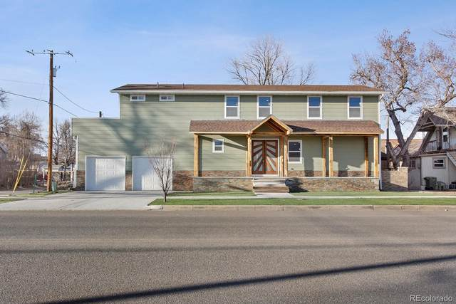 307 W Railroad Avenue, Fort Morgan, CO 80701 (#6956947) :: The Brokerage Group