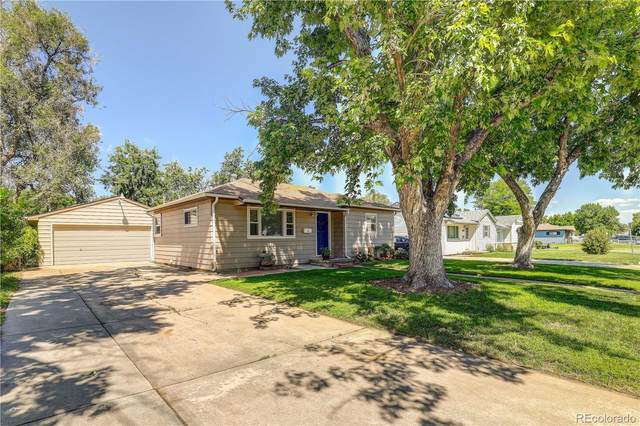 1421 S Perry Street, Denver, CO 80219 (#6957066) :: The Gilbert Group