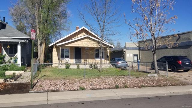 67 Meade Street, Denver, CO 80219 (#6957280) :: The Griffith Home Team