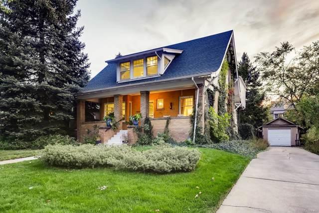 1445 Bellaire Street, Denver, CO 80220 (MLS #6957712) :: 8z Real Estate