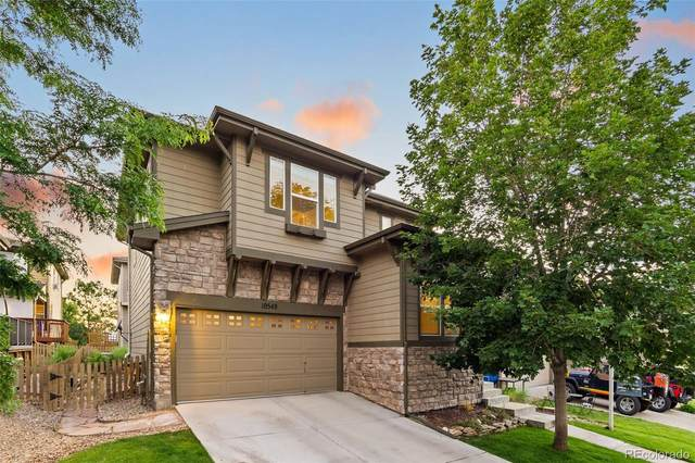 10549 Atwood Circle, Highlands Ranch, CO 80130 (#6957809) :: The DeGrood Team