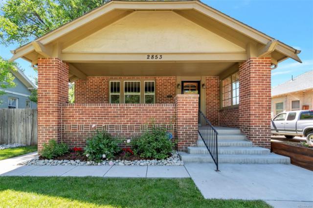 2853 Dexter Street, Denver, CO 80207 (#6957862) :: milehimodern