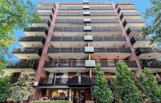 1200 Vine Street 6B, Denver, CO 80206 (#6958194) :: Finch & Gable Real Estate Co.