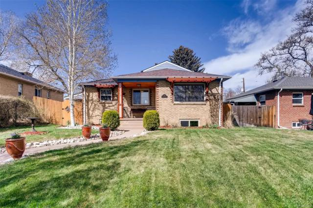 1547 S Downing Street, Denver, CO 80210 (#6958204) :: Compass Colorado Realty