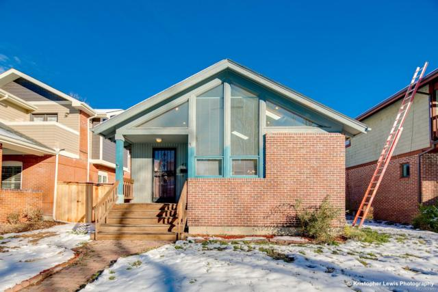 438 S Franklin Street, Denver, CO 80209 (#6958562) :: House Hunters Colorado