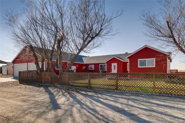 2967 County Road 61, Keenesburg, CO 80643 (#6958883) :: House Hunters Colorado