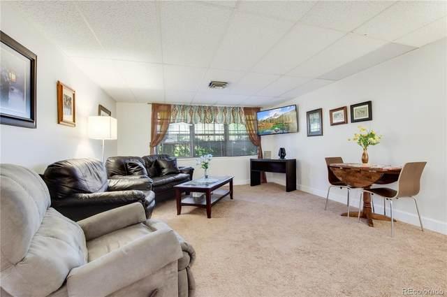 3675 S Cherokee Street 102A, Englewood, CO 80110 (#6959102) :: Wisdom Real Estate