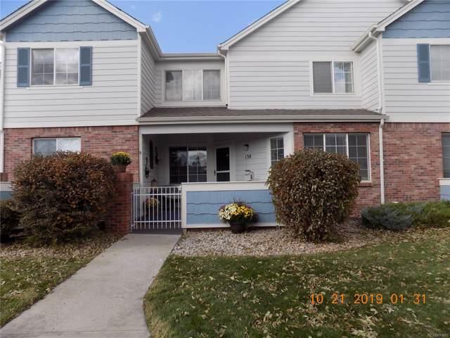 9677 Deerhorn Court #138, Parker, CO 80134 (MLS #6959405) :: 8z Real Estate
