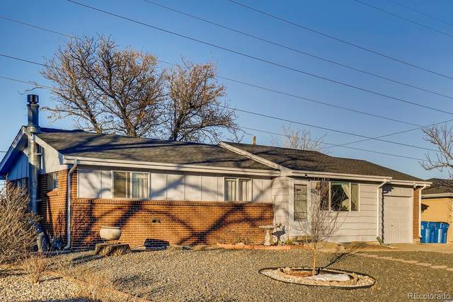 10707 W 9th Place, Lakewood, CO 80215 (MLS #6959799) :: The Sam Biller Home Team