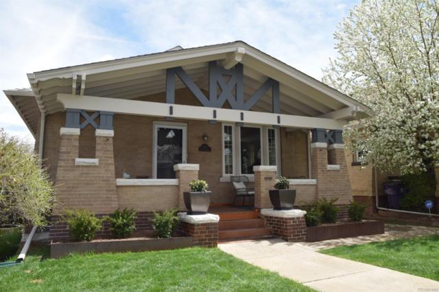 1116 Cook Street, Denver, CO 80206 (#6960344) :: The Peak Properties Group