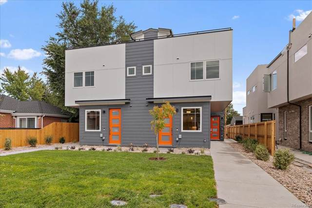 1378 N Yates Street, Denver, CO 80204 (#6960421) :: The Heyl Group at Keller Williams