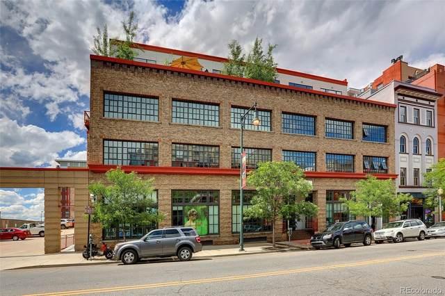 1435 Wazee Street #506, Denver, CO 80202 (#6960422) :: Bring Home Denver with Keller Williams Downtown Realty LLC