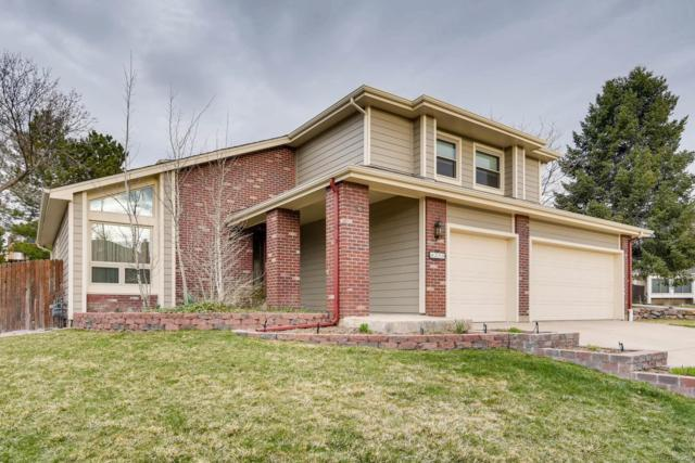 8258 S Jasmine Court, Centennial, CO 80112 (#6960714) :: The Pete Cook Home Group