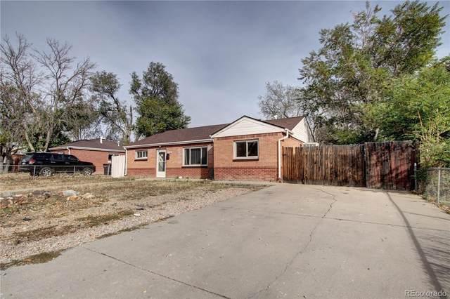 9170 Race Street, Thornton, CO 80229 (#6960869) :: Peak Properties Group