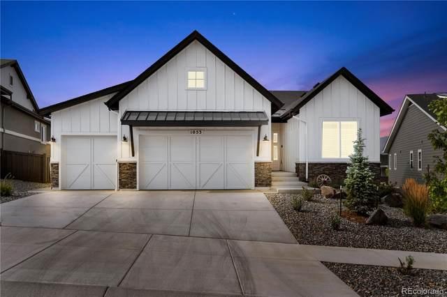 1053 Sir Barton Drive, Colorado Springs, CO 80921 (#6961300) :: iHomes Colorado