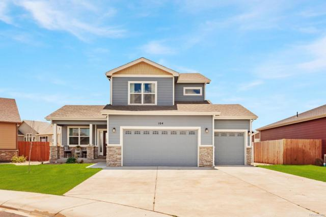104 Primrose Court, Wiggins, CO 80654 (#6961347) :: James Crocker Team