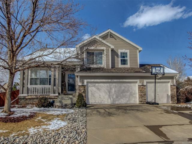 19191 E Hollow Creek Drive, Parker, CO 80134 (MLS #6961423) :: 8z Real Estate
