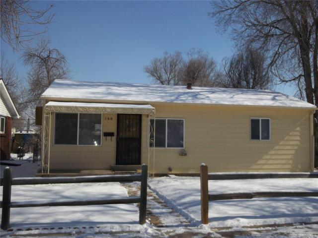 160 N 8th Avenue, Brighton, CO 80601 (#6961465) :: ParkSide Realty & Management